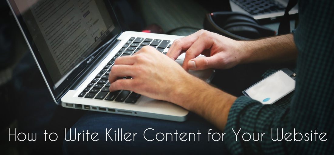 How to Write Killer Content for Your Website